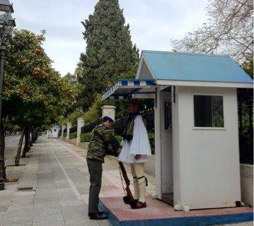 ポーランド観光ブログギリシャ旅行アテネ