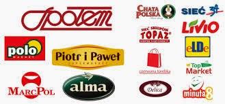 ポーランドのスーパーマーケットとコンビニ