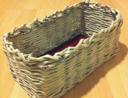 DIYpaperbasket