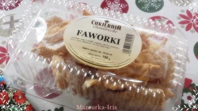 ポーランドワルシャワ観光ブログ脂の木曜日ファボルキ
