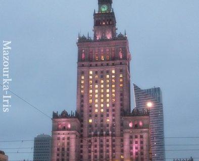 ポーランドバレンタインデー文化科学宮殿