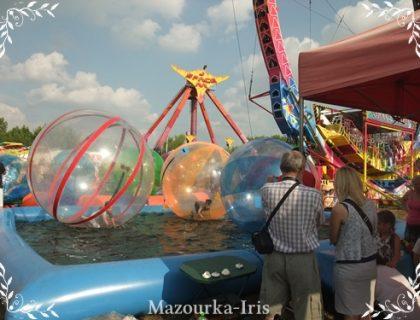 ポーランド移動遊園地