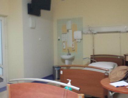 ポーランド日常生活病院入院