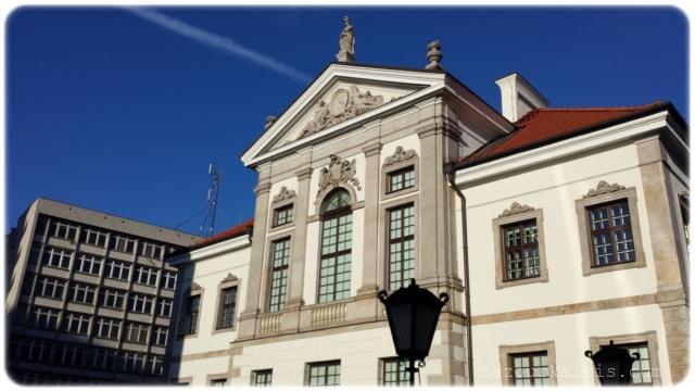 ワルシャワ観光ショパン博物館