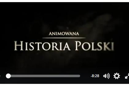 ポーランドの歴s映像アニメ