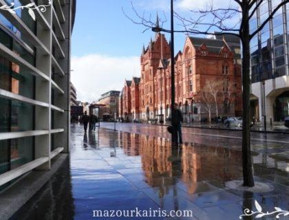 ポーランドワルシャワ観光おすすめブログロンドン