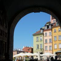 ワルシャワ旧市街建物,旧王宮