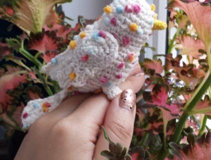 ワルシャワ観光ブログ趣味日記DIYcrochet編みぐるみ小鳥