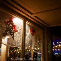 冬のワルシャワクリスマスマーケット
