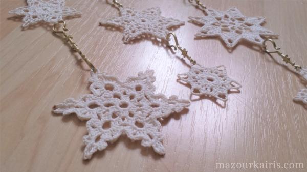 crochetsnowflakes