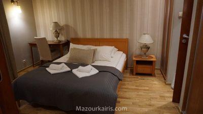 ポーランドクラクフアパートメントホテルleopord