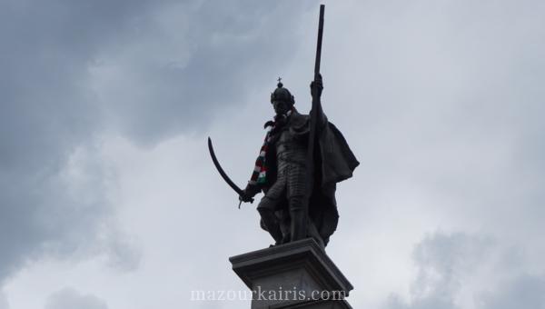 レギアワルシャワ祝勝会旧市街観光