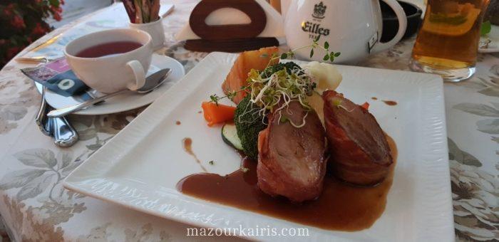 ザモシチ観光レストラン