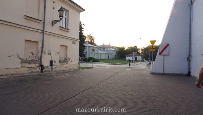 ポーランドザモシチ観光旧市街