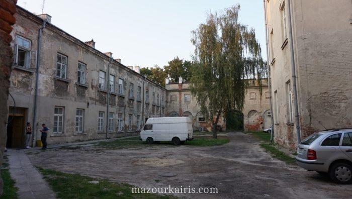 ポーランドザモシチ観光旧市街ザモイスキ