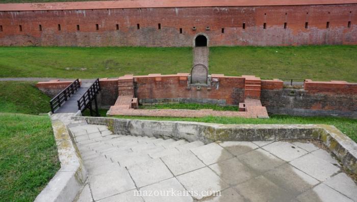 ザモシチ観光旧市街城壁