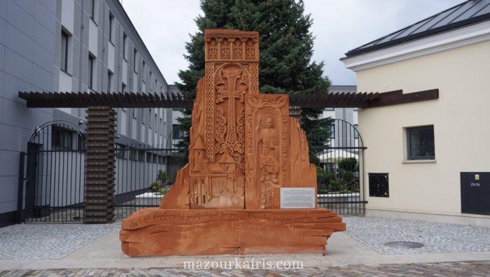 ザモシチ観光旧市街アルメニア人