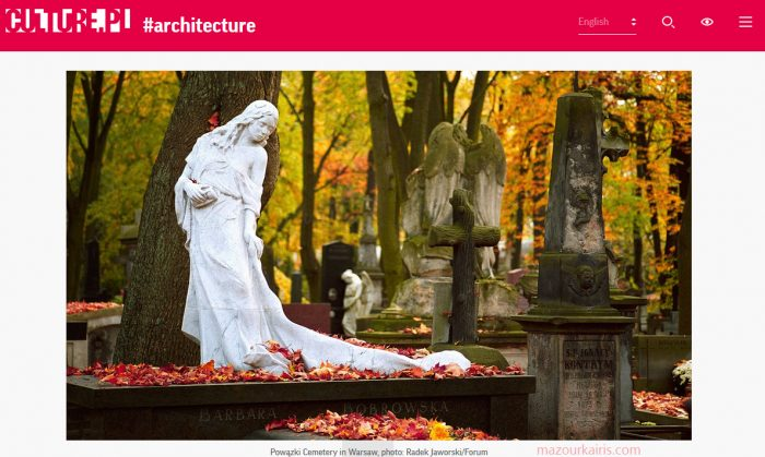 ポーランドのハロウィン死者の日