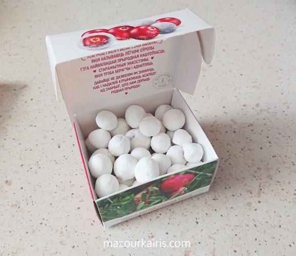 ベラルーシの伝統お菓子