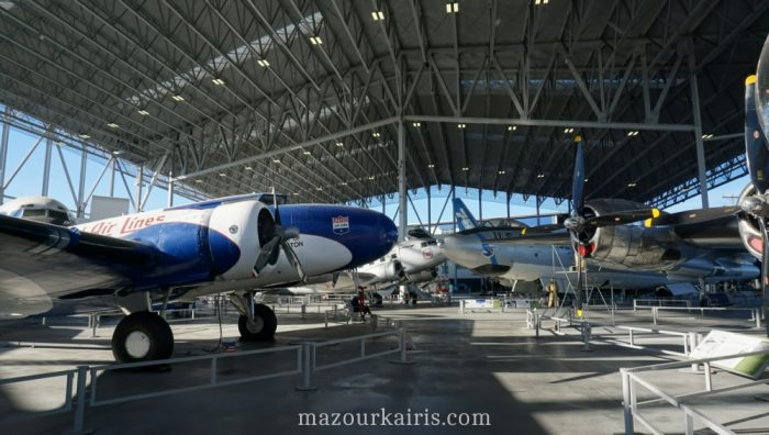 シアトル観光航空博物館