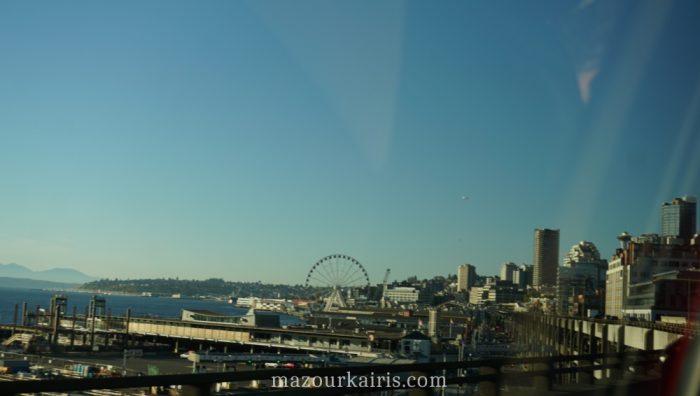 シアトル観光