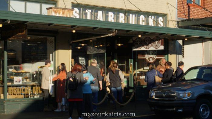 シアトル観光スターバックス1号店
