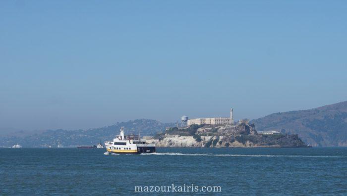 サンフランシスコ観光アルカトラズ島