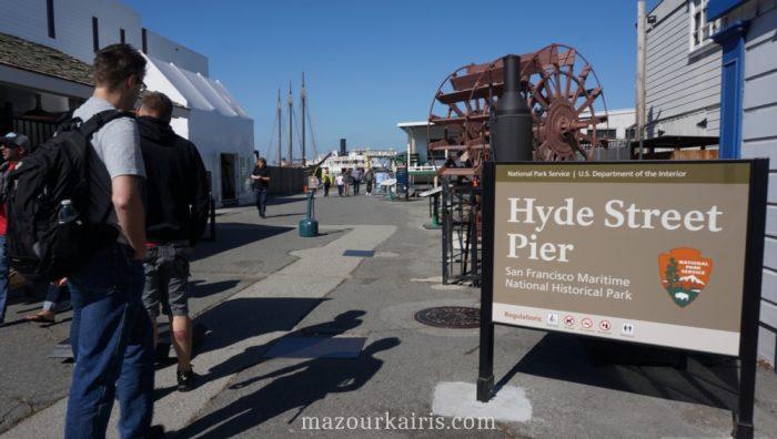 サンフランシスコ観光