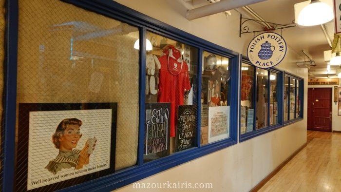 シアトル観光ボレスワヴィエツのお店