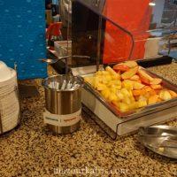 ハンプトンインシアトルサウスセンター朝食