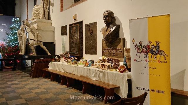 ポーランドワルシャワ教会