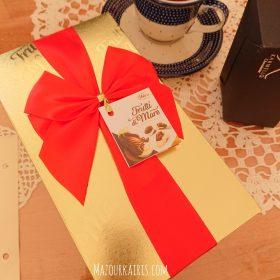 バレンタインデーポーランドのチョコレート