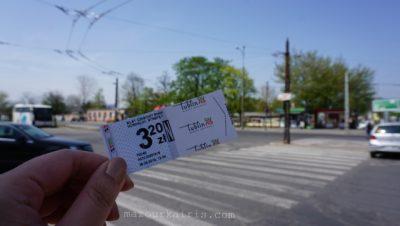 ルブリンマイダネク強制収容所行き方チケット料金