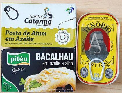 ポルトガル土産缶詰