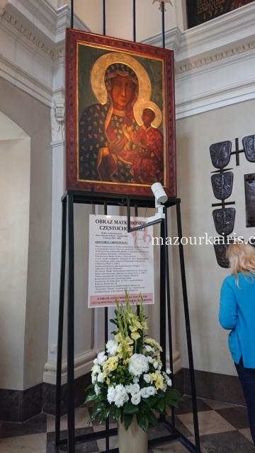 czestochowaチェンストホヴァ観光ヤスナグラ教会