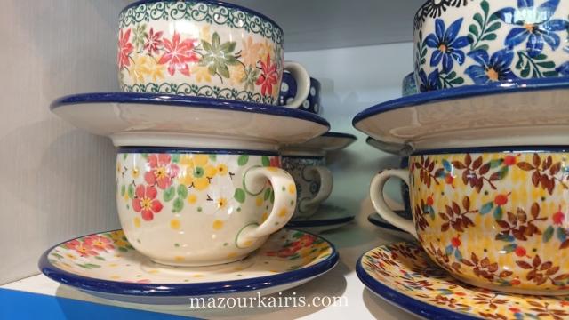 ポーリッシュポッタリーボレスワヴィエツ陶器ツェラミカアルティスティツィナ