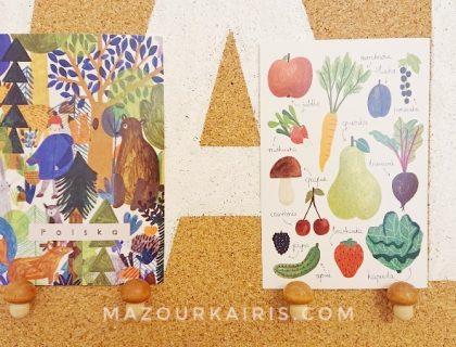 empikポーランドのポストカード