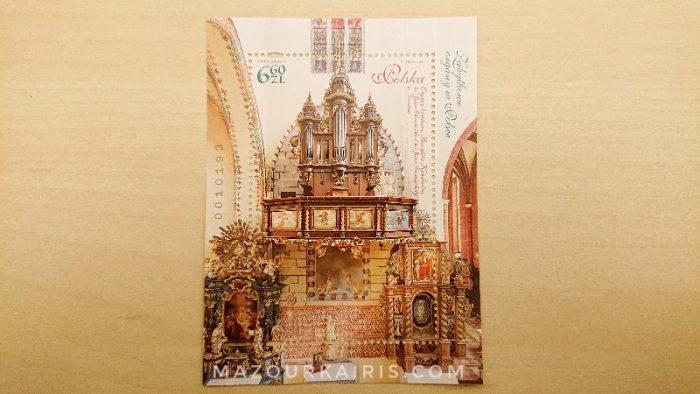 ポーランドコレクション切手