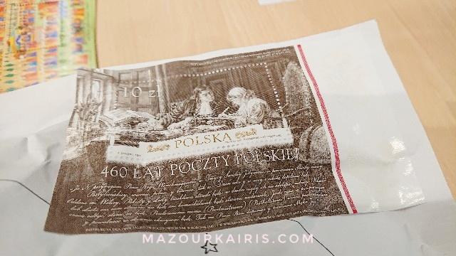 Polish-anniversary-stamp