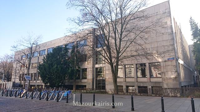 ショパン音楽学院、ワルシャワの留学生