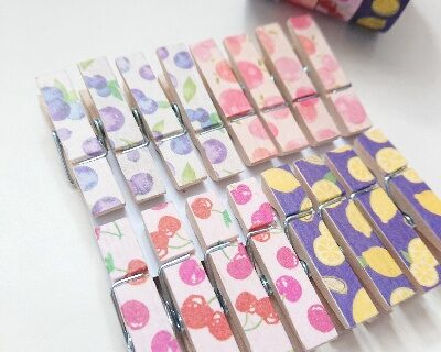 DIY-washi-tape-woodenclip