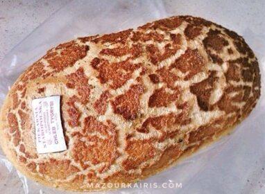 ポーランドのパン、朝ごはん、タイガーパン