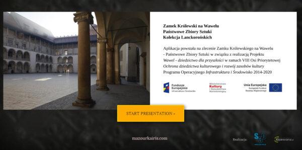 ヴァヴェル城とランツコロンスキコレクションツアー