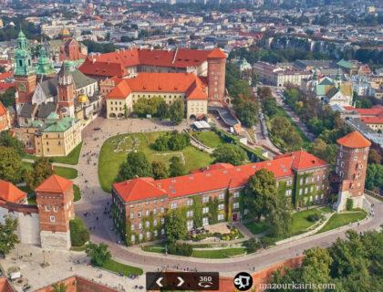 krakowwawelvtourヴァヴェル城とランツコロンスキコレクションツアー