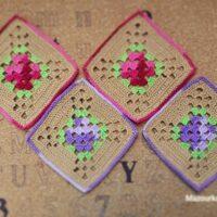 無料編み図グラニースクエアgranny-crochet-diagram-free-pattern