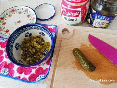 ポーランド料理ピクルス