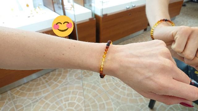 ポーランド琥珀polishamberワルシャワお土産warsawjewelry
