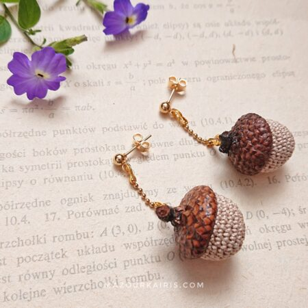 acorn-earrings-handamade-shop
