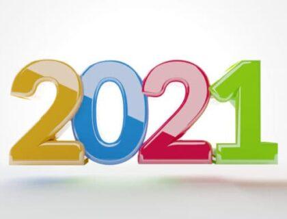 2021年祝日カレンダー