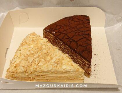 ポーランドのケーキciasato-tort